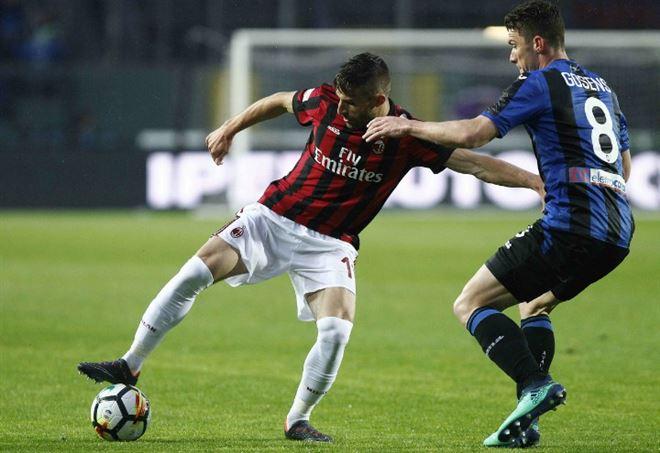 Probabili formazioni Milan Atalanta, Serie A 5^ giornata (Foto LaPresse)