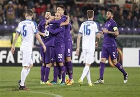 Diretta / Borussia Monchengladbach-Fiorentina (risultato finale 0-1), info streaming video-tv: decide una gemma di Bernardeschi (oggi, Europa League)