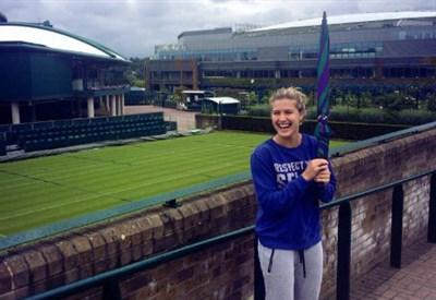Eugenie Bouchard, 20 anni, per la prima volta nella Top Ten WTA
