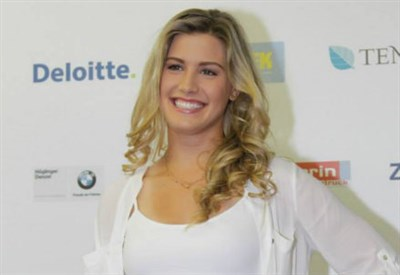 Eugenie Bouchard, 20 anni, testa di serie numero 1 a Linz