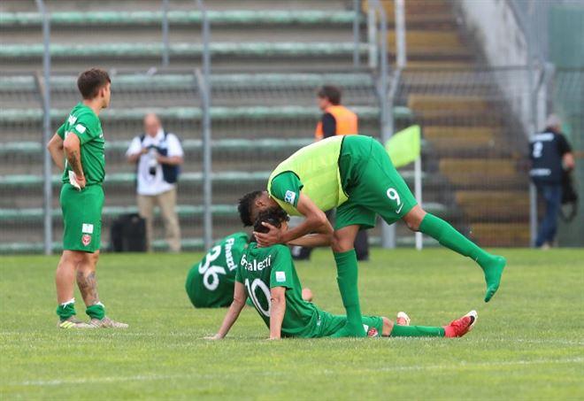 Diretta Triestina Vis Pesaro, Serie C girone B (Foto LaPresse)