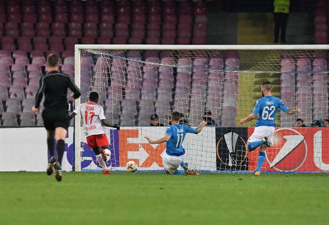 Diretta Lipsia Zenit, Europa League (Foto LaPresse)