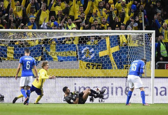 Pronostici Italia Svezia (Foto: LaPresse)