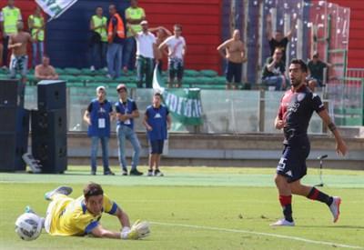 Serie B, Avellino - Cagliari 1 - 1 LIVE - Espulso Sbaffo