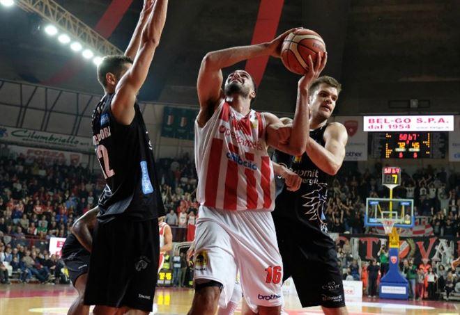 Diretta Varese Torino, basket Serie A1 (Foto LaPresse)