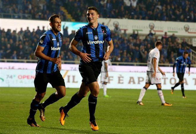 Risultati Serie A, 6^ giornata: l'Atalanta va a Firenze (Foto LaPresse)