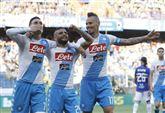 Diretta/ Verona Napoli (risultato finale 1-3) info streaming video e tv: Napoli, buona la prima