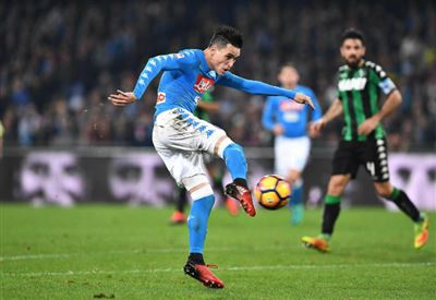 Ssc Napoli, parla Callejon: noi l'anti Juventus, ma occhio al Nizza
