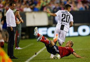 Video/ Valencia-Juventus (0-2): highlights e gol della partita (Champions League gruppo H)