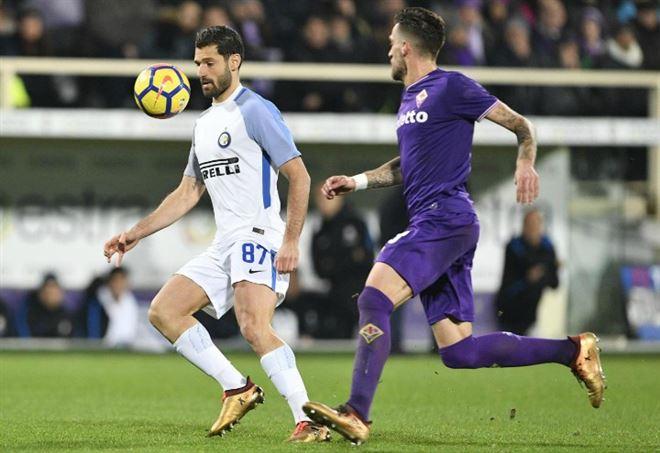 Probabili formazioni Inter Fiorentina, Serie A 6^ giornata (Foto LaPresse)
