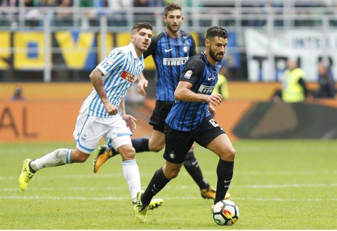Inter, impegno interno col Cagliari (foto LaPresse)
