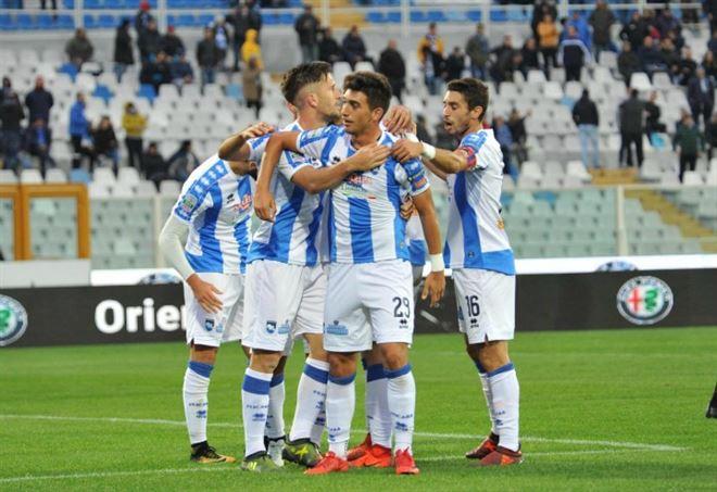 Diretta Pescara Novara, Serie B (LaPresse)