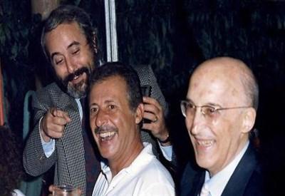 Giovanni Falcone, Paolo Borsellino, Antonino Caponnetto (Wikipedia)