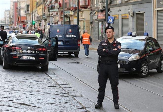 Scandalo corruzione a Trapani (LaPresse)