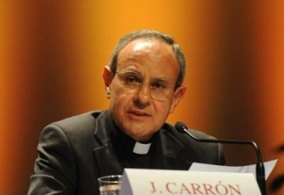 Julián Carrón, presidente di Cl (InfoPhoto)