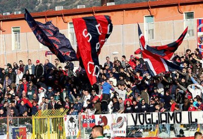 (dall'account facebook.com/Casertana-FC)