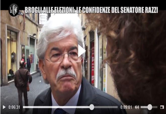 Caso Caruso, parla Razzi (web)