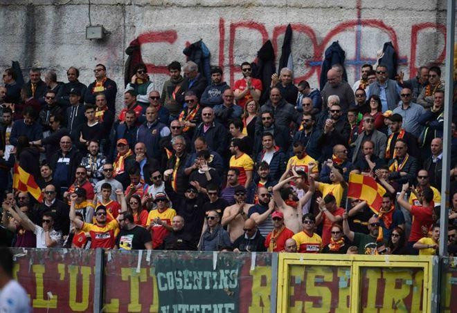 Diretta Catanzaro-Lecce, LaPresse