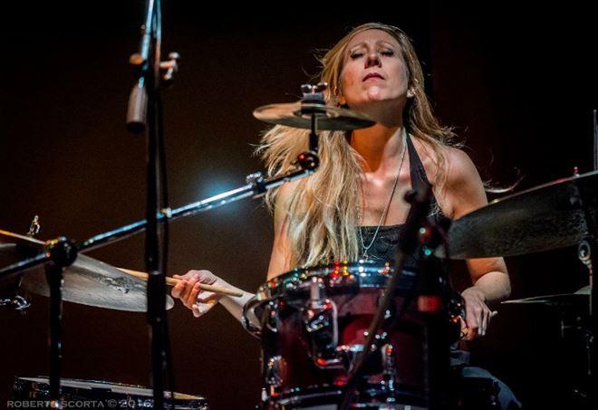 Cecilia Sanchietti, foto di Roberto Scorta