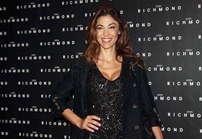 Cecilia Capriotti, 38 anni (Infophoto)