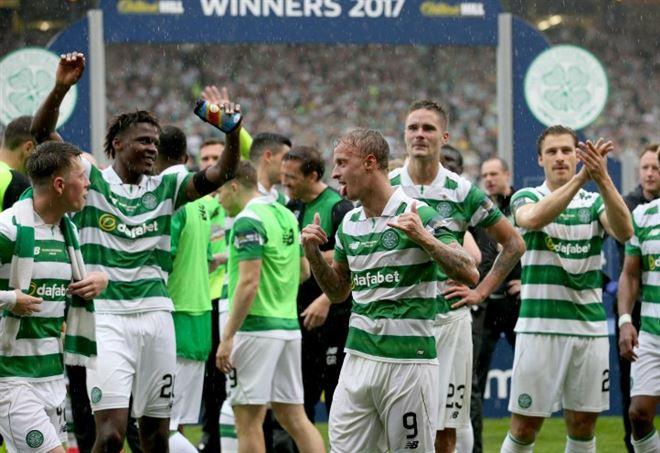 Il Celtic Glasgow è nel 2^ turno preliminare di Champions League (LaPresse)