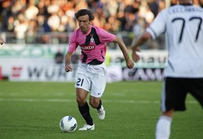 Un'immagine di Cesena-Juventus della stagione 2011-2012 (Infophoto)