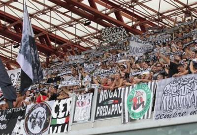 I tifosi del Cesena aspettano la grande partita