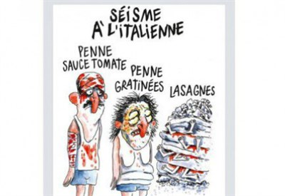 Nuova copertina Charlie Hebdo