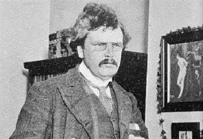 2013 NYE Exhibit: G. K. Chesterton and Freedom