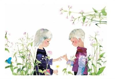 Un disegno di Chihiro Iwasaki