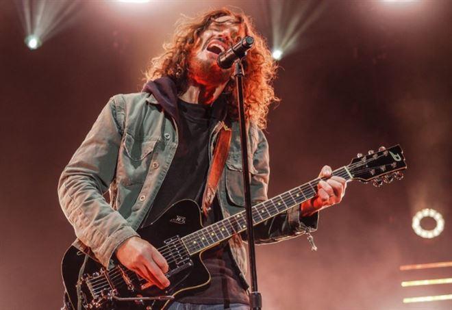 Chris Cornell, Soundgarden (Twitter)