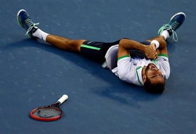 Marin Cilic (26 anni) ha vinto il primo titolo dello Slam in carriera