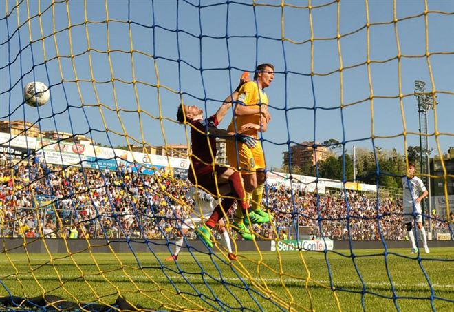 Video Frosinone Bari, Serie B (Foto LaPresse)