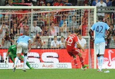 Diretta/ Manchester City-Bayern Monaco (risultato finale 3-2): tripletta di Aguero, emozioni fino all'ultimo (25 novembre 2014, Champions League)