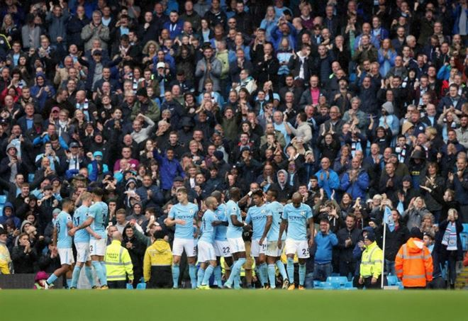 Video Feyenoord Manchester City (LaPresse)