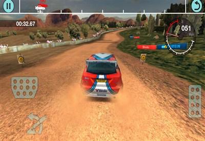 Colin McRae Rally su iOS