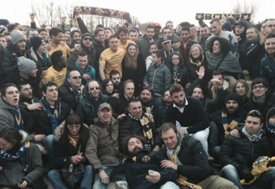 (dall'account Twitter ufficiale @ParmaFC)