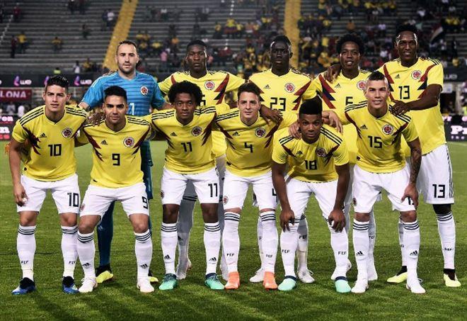 Diretta Colombia Giappone, Mondiali 2018 gruppo H (Foto LaPresse)