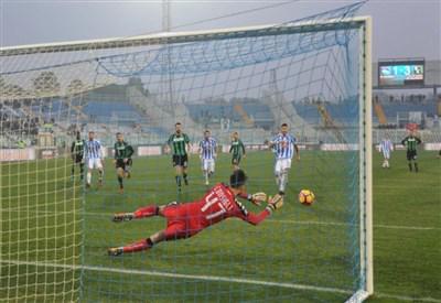 [VIDEO] Pescara-Sassuolo 1-3: gol e highlights. Abruzzesi sempre più giù