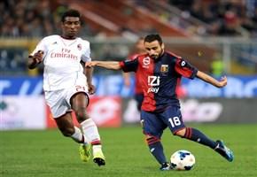 Video/ Genoa-Milan (1-0): il gol di Antonelli (domenica 7 dicembre 2014, Serie A 14^ giornata)