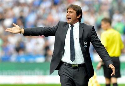 Antonio Conte sfiderà la sua ex Atalanta (Infophoto)