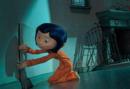 Cinema televisione e media - Coraline e la porta magica film ...