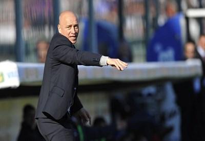 Eugenio Corini: gol con entrambe le maglie, unico ad aver giocato e allenato nel derby (Infophoto)