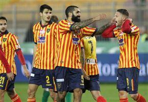 Video/ Lecce Catania (1-1): highlights e gol della partita (Serie C 22^ giornata)