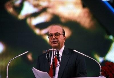 Bettino Craxi, uno dei protagonisti del 1984 (Infophoto)