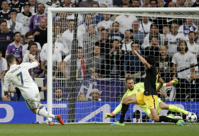 Pagelle Real Madrid Psg, Champions League (Foto LaPresse)