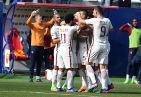 VIDEO/ Crotone-Roma (0-2): highlights e gol della partita. Dzeko: rigori? la prossima volta li lascio ad altri (Serie A 2016-2017, 24^ giornata)