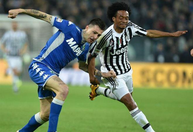 Diretta Sassuolo-Juventus, LaPresse