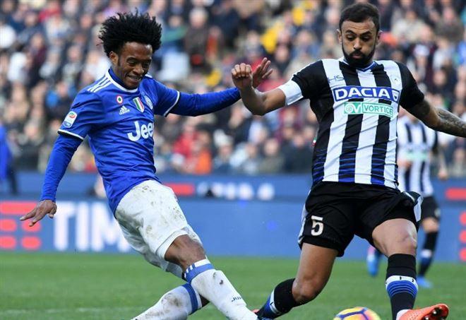 Diretta Udinese-Juventus, LaPresse