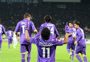 Video/ Guingamp-Fiorentina (1-2): i gol di Marko Marin, Babacar e Beauvue (giovedi 27 novembre 2014, Europa League gruppo K)